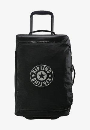 DISTANCE S - Wheeled suitcase - black