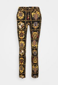 Versace Jeans Couture - Jeans Skinny Fit - nero - 0