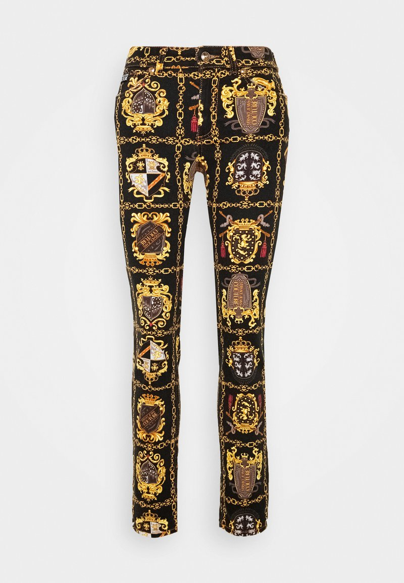 Versace Jeans Couture - Jeans Skinny Fit - nero