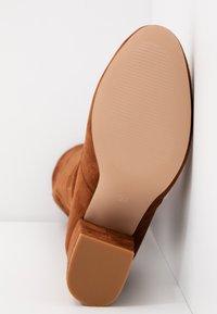 Even&Odd - High heeled boots - cognac - 6