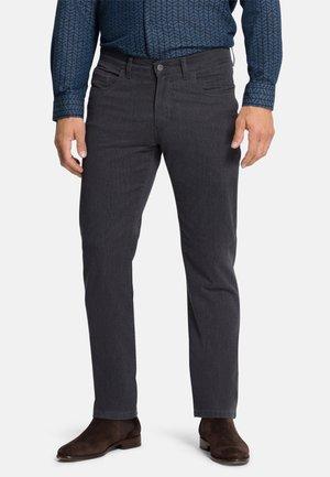 RANDO - Straight leg jeans - dunkelgrau