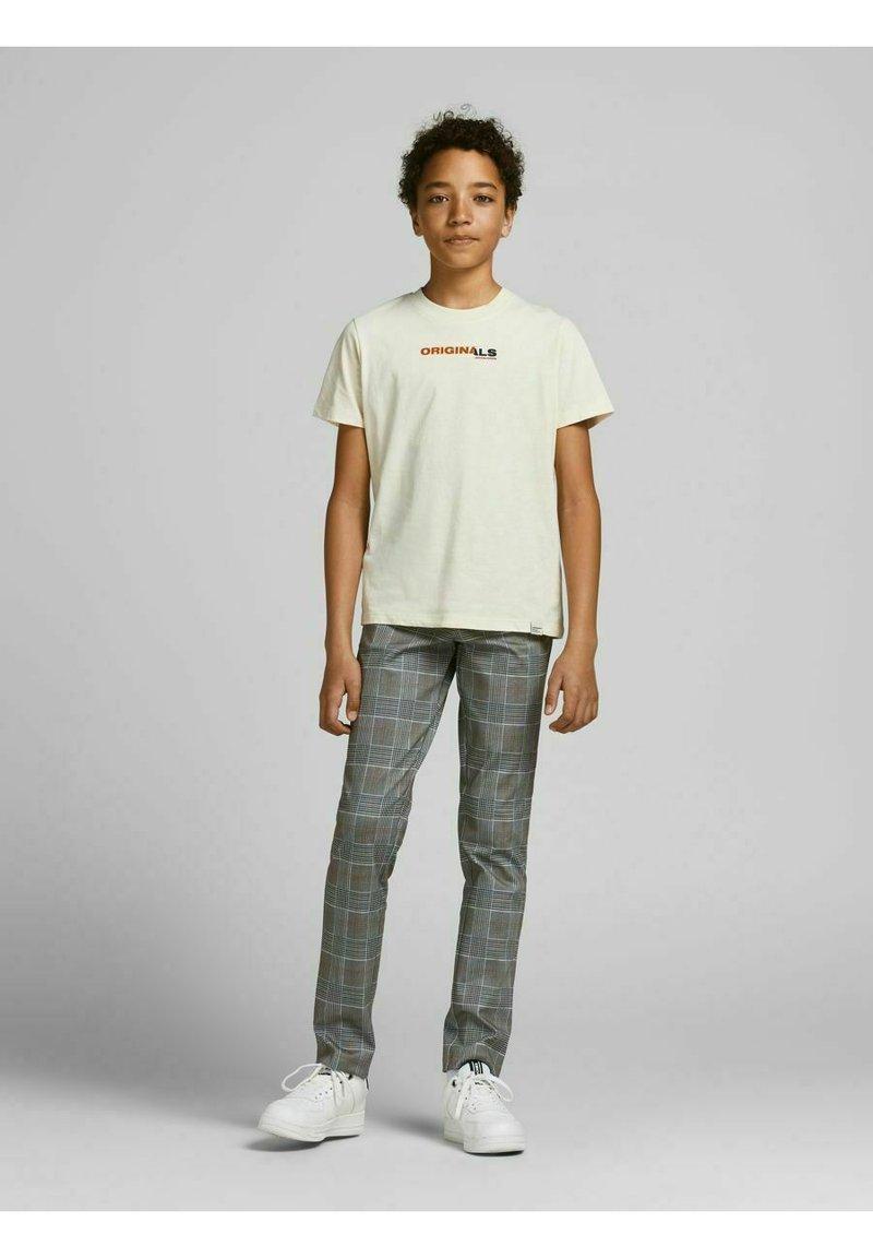 Jack & Jones Junior - MARCO PHIL - Trousers - beige