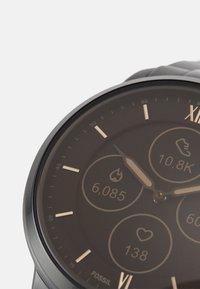 Fossil Smartwatches - NEUTRA HYBRID SMARTWATCH - Hodinky - black - 3