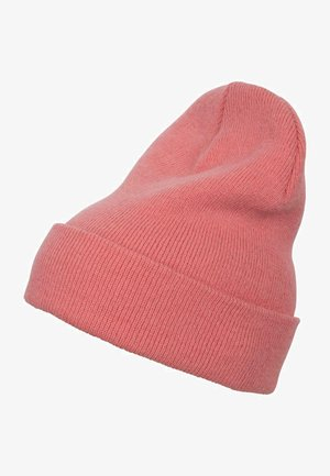YUPOONG HEAVYWEIGHT  - Beanie - coral