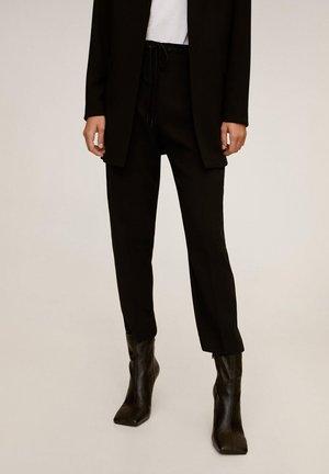 SEMIFLU - Pantaloni - noir