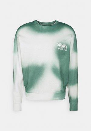 JORCHULU CREW NECK - Sweatshirt - green