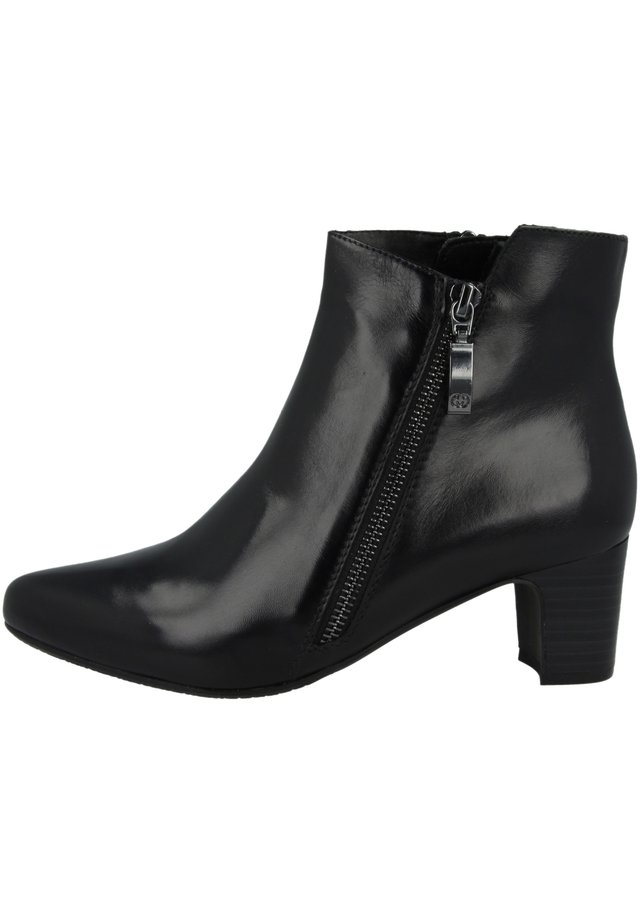 Classic ankle boots - black (g38102-mi42-100)