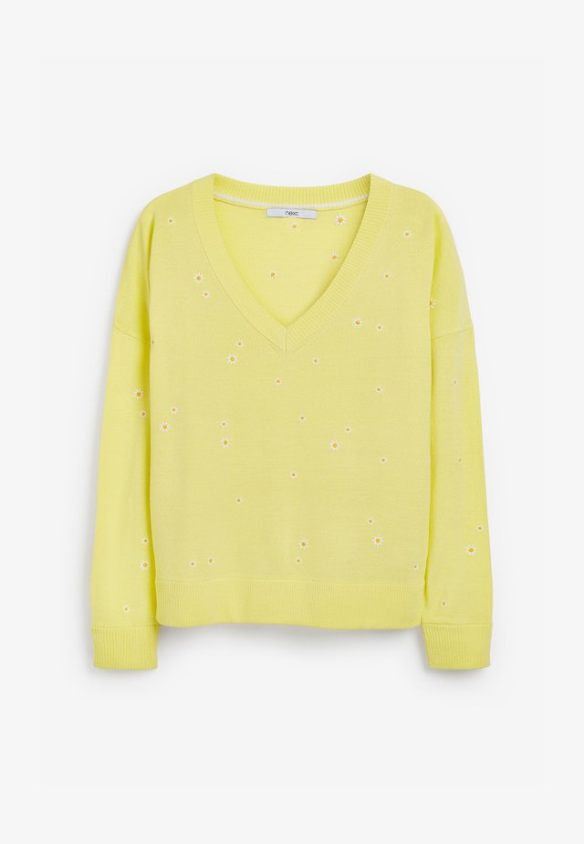 COSY - Sweter - yellow