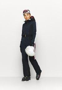 Luhta - ELGMO - Spodnie narciarskie - dark blue - 1