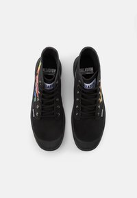 Palladium - PAMPA PRIDE UNISEX - Lace-up ankle boots - black - 3