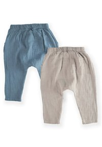 Cigit - PACK MUSLIN  SET - Cargo trousers - blue - 1