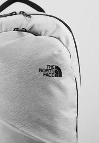 The North Face - WOMENS ISABELLA - Tagesrucksack - whitemetallic/black - 2