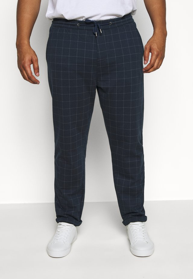 CLUB PANTS ELASTIC WAIST - Pantalon de survêtement - blue