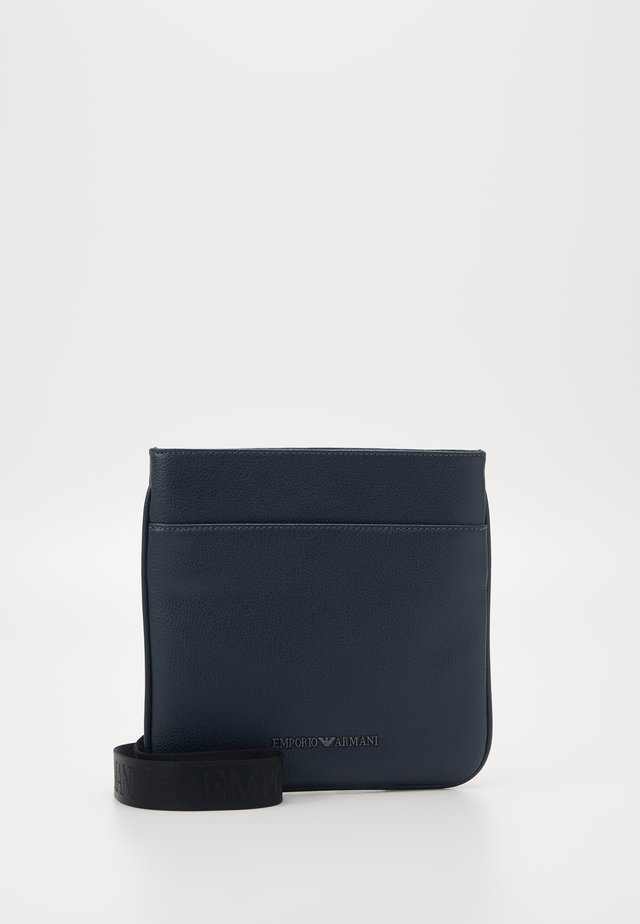 Across body bag - navy blue