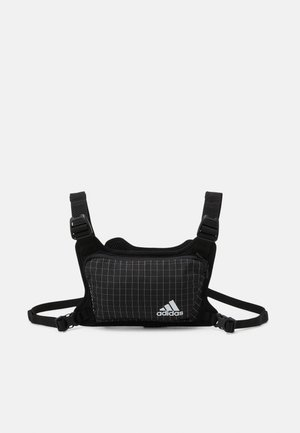 RUN CITY PORTBL UNISEX - Bolsa de deporte - black/white