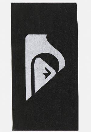 LOGO - Telo da bagno - black