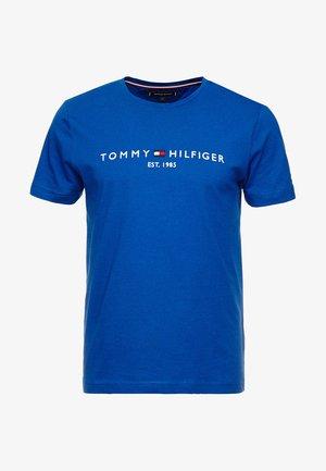 LOGO TEE - T-Shirt print - blue