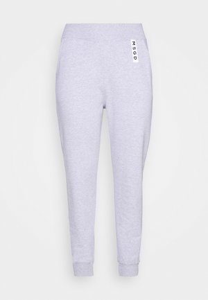PLUS SIZE MY JOGGER - Tracksuit bottoms - grey marl