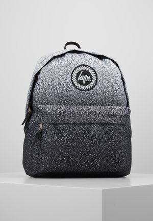 BACKPACK SPECKLE FADE - Batoh - black/white
