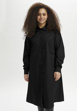 KCNOLIA  - Button-down blouse - black deep