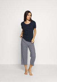 Marks & Spencer London - Pyjama set - navy - 1