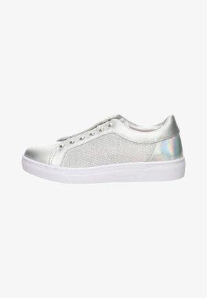 Sneaker low - silvermetallics