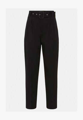 PRUDENCE - Trousers - schwarz