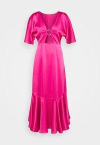 HUGO - KAVORA - Maxi dress - bright pink - 5