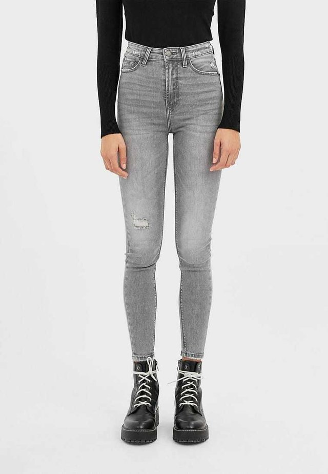 01450400 - Jeans Skinny Fit - grey