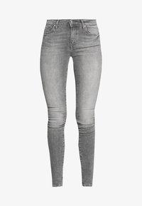 ONLY - ONLSHAPE  - Jeans Skinny Fit - grey denim - 3