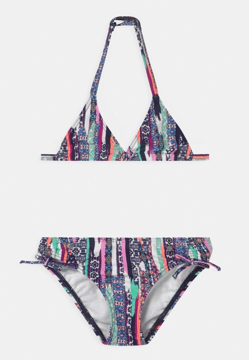 s.Oliver - TRIANGEL SET - Bikini - white