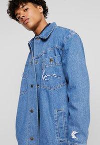Karl Kani - JACKET - Denim jacket - blue - 3
