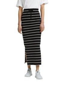 edc by Esprit - Maxi skirt - black - 3