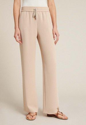 ALVEARE - Trousers - beige