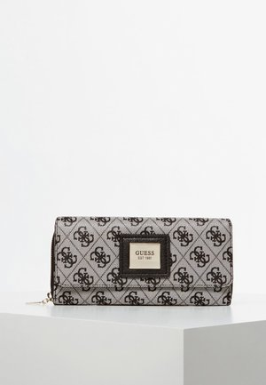 GUESS GROSSES PORTEMONNAIE CANDACE - Wallet - schwarz