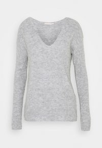 PCBABETT  - Jumper - light grey melange