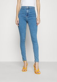 Even&Odd - Jeggings - light blue denim - 0