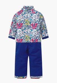 Roxy - PARADISE - Snowsuit - bright white leopold - 3