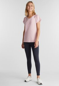 Esprit Sports - MIT E-DRY - Sports shirt - light pink - 1