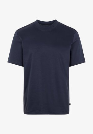 ACE MOCK NECK - T-shirt basic - jl navy