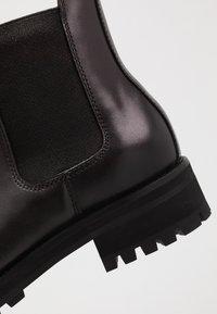 Polo Ralph Lauren - BRYSON - Kotníkové boty - black - 5