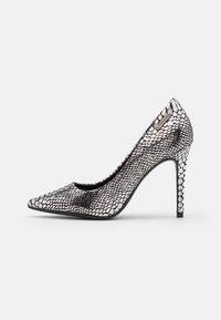 RIMELLE - High heels - argent