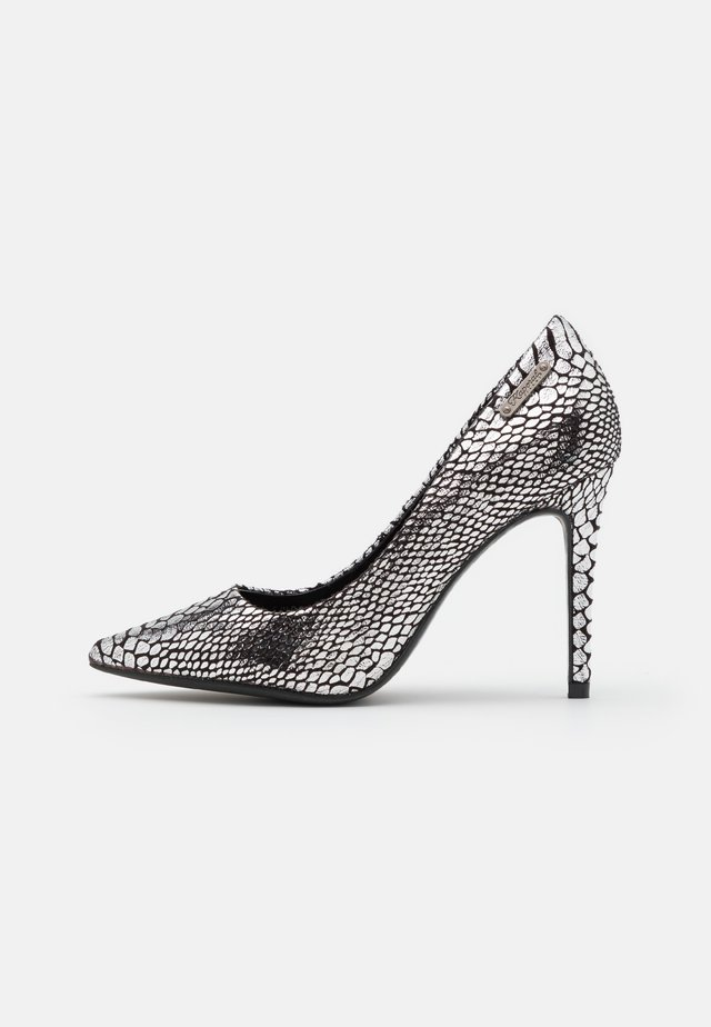 RIMELLE - Zapatos altos - argent