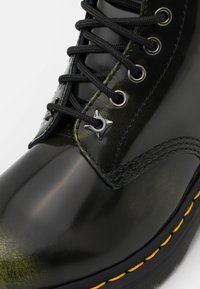 Dr. Martens - 1460 PASCAL 8 EYE BOOT UNISEX - Veterboots - black/marsh green/dark teal/multicolor arcadia - 5