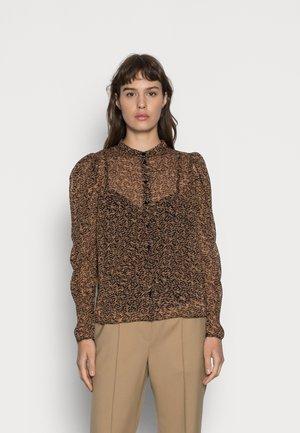 AMMBRE - Blouse - brown