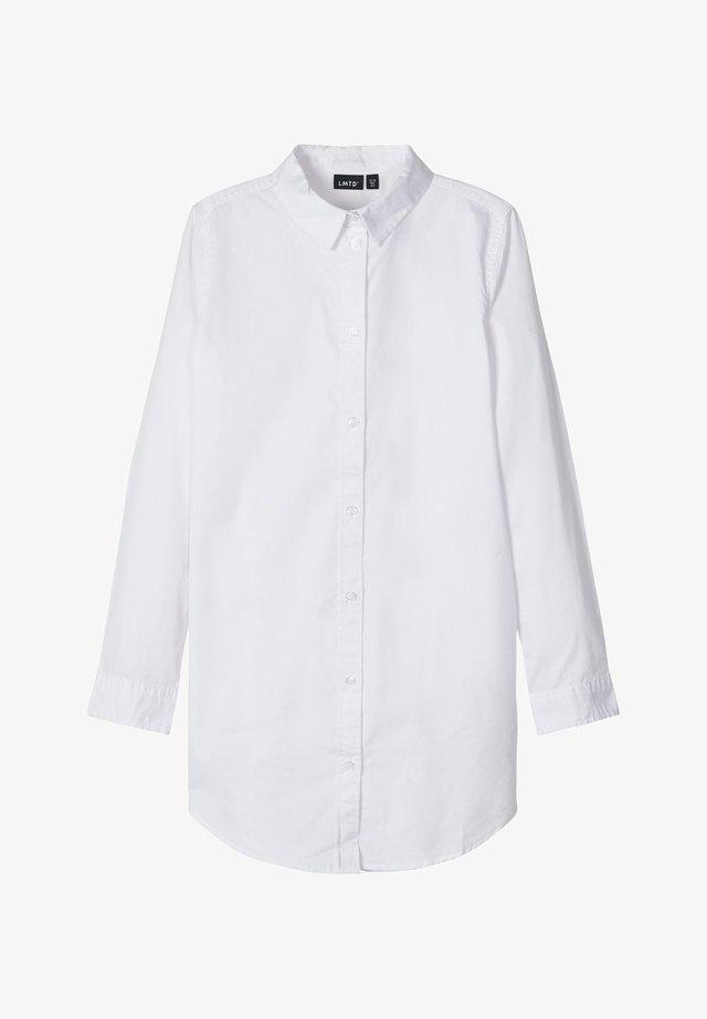 Kostymskjorta - bright white