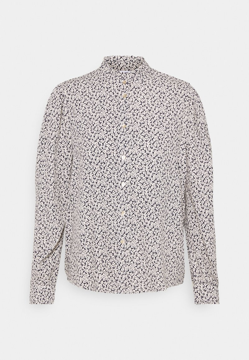 VILA PETITE - VIZUGI - Blouse - navy blazer