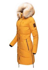 Navahoo - HALINA - Winter coat - yellow - 3