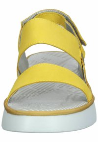 Fly London - Plateausandaler - bright yellow - 6