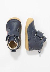 Kickers - SABIO - Zapatos de bebé - dark navy - 3